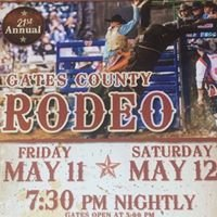 Gates County Rodeo