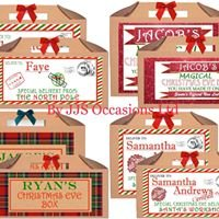 Christmas Boxes, Hampers & Gift Supplies by JJS Occasions