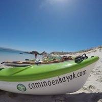 Camino en Kayak