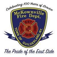 McKownville Fire Department