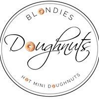 Blondies Doughnuts