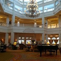 The Grand Floridian Hotel And Spa