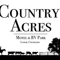 country acres motel and Rv park