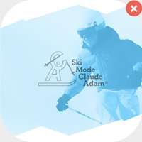 Ski Mode Claude Adam