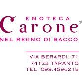ENOTECA CARONE - NEL REGNO DI BACCO