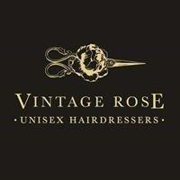 Vintage Rose Unisex Hairdressers