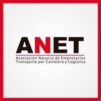 ANET - Asoc. Navarra de Empresarios de Transporte por Carretera y Logística