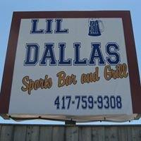 Lil Dallas Bar & Grill