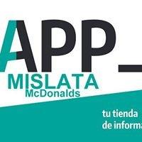 App Informatica Mislata - McDonald's