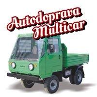 Autodoprava Multicar Teplice - Tomáš Altmann