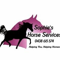 Sophies Horse Services