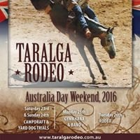 Taralga Rodeo and Campdraft
