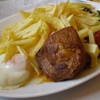 Cafeteria Frigiliana: El Lagarillo de las Migas