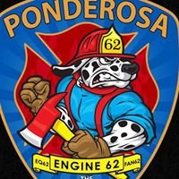 "Ponderosa FD Station 62 - ""The Rowdy Bunch"""