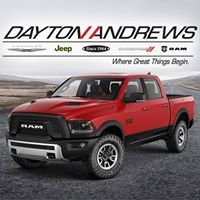 Dayton Andrews Chrysler Jeep Dodge - Clearwater