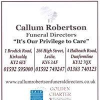 Callum Robertson Funeral Directors