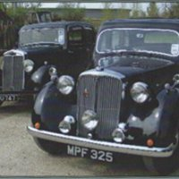 Mann's Vintage Car Hire