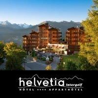 Hôtel Helvetia Intergolf Crans-Montana
