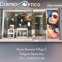 Centro Óptico Chelo Castillo