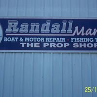 Randall Marine / The Prop Shop