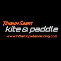 Intheloop Tannum Sands Kite & Paddle