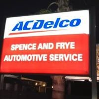 Spence and Frye GM Specialist