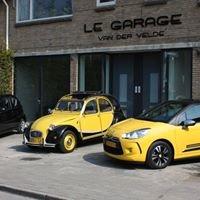 Le Garage van der Velde