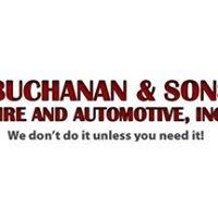 Buchanan & Sons Tire and Automotive, Inc.