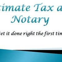 Ultimate Tax and Notary