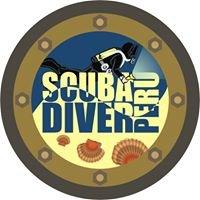 Scuba Diver Peru