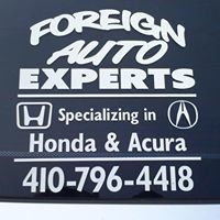 Foreign Auto Experts Inc.