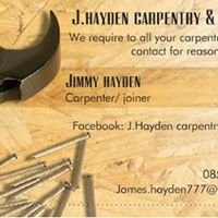 J.Hayden Carpentry & Joinery