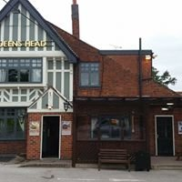 The Queens Head At Heather
