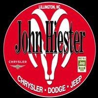 John Hiester Chrysler Dodge Jeep Ram