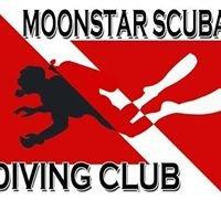 Moonstar scuba diver's