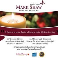 Mark Shaw Funeral Services