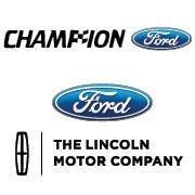 Champion Ford Lincoln