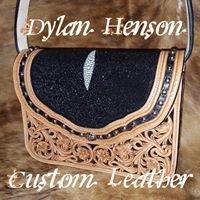 Dylan Henson Custom Leather