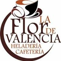 """Cafeteria-heladeria"""" """" la flor de valencia"""""""