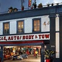 E & L Auto Body