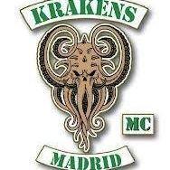 Krakens MC Madrid.