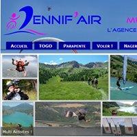 Jennif'air Parapente & multi-activités aériennes