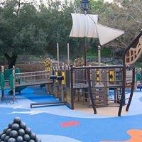 Reese's Retreat at Brookside Park in Pasadena, CA
