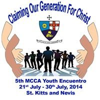 5th MCCA Youth Encuentro 2014