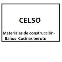 CELSO materiales de construcción