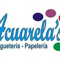 Acuarela's Juguetería Papelería