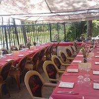 Restaurante Con Tapa y Mantel de Aranjuez