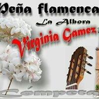 Peña Flamenca Virginia Gámez, Cómpeta
