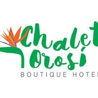 Chalet Orosi