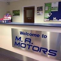 M. A. Motors (St Neots)